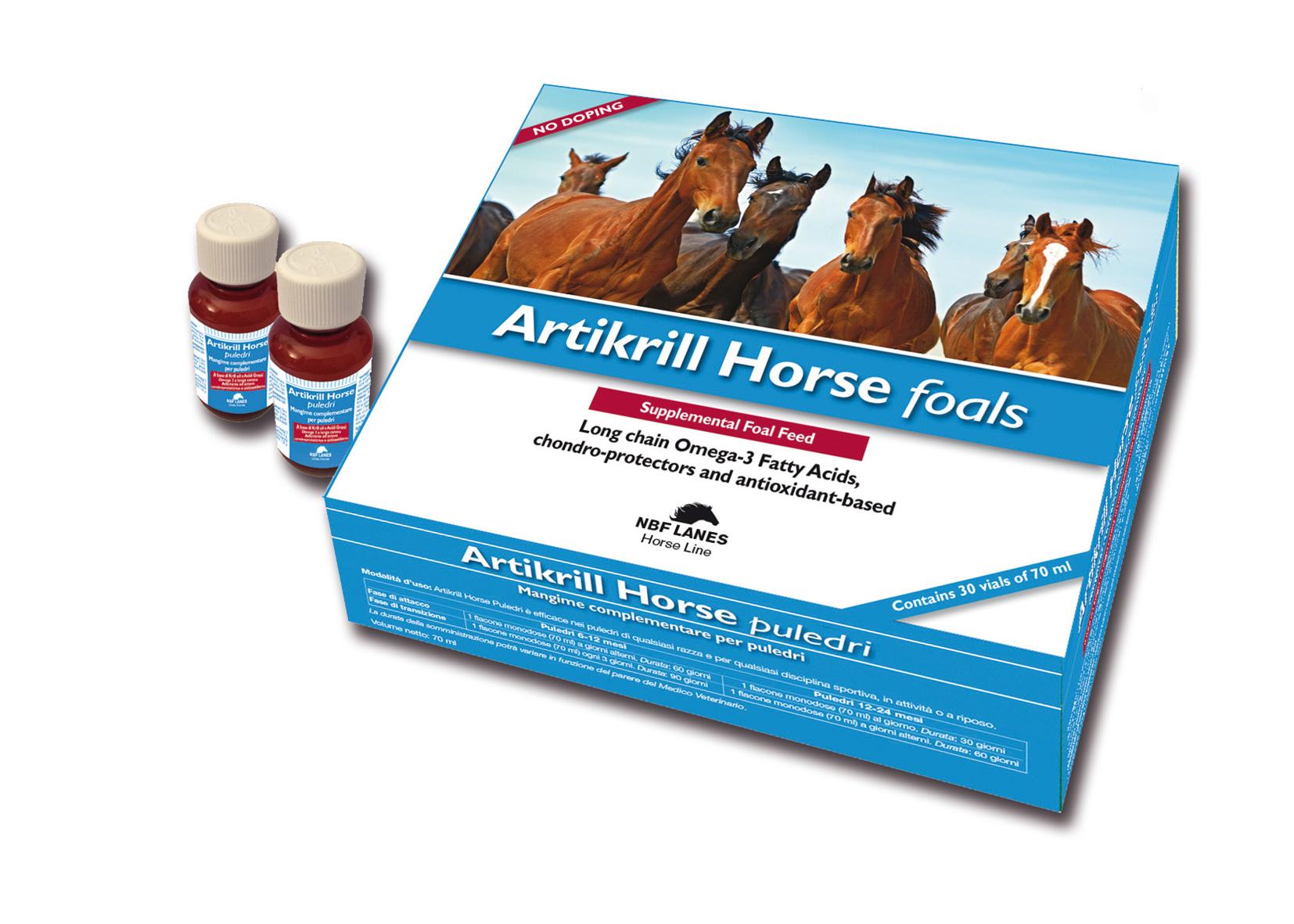 Packaging Artikrill Horse Foals NBF