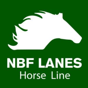 LOGO NBF HORSE LINE